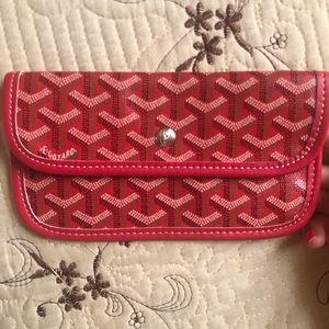 Goyard Bags - Goyard mini clutch/wallet